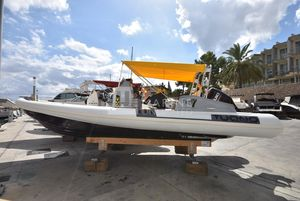 Used Avila Tuono Type 7 Rigid Sports Inflatable Boat For Sale
