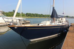 Used Sparkman & Stephens 50 Racer and Cruiser Sailboat For Sale