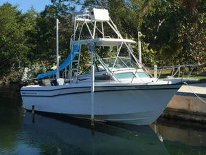 Used Grady-White 25 Trophy Pro Sports Fishing Boat For Sale