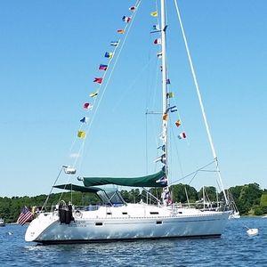 Used Beneteau 381 Cruiser Sailboat For Sale