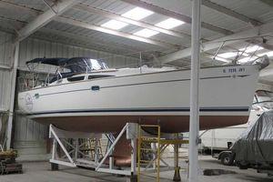 Used Jeanneau Sun Odyssey 35 Cruiser Sailboat For Sale