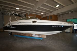 Used Sea Ray 24 Sundeck Bowrider Boat For Sale