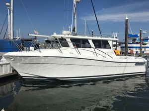 Used Ocean Sport Roamer Saltwater Fishing Boat For Sale