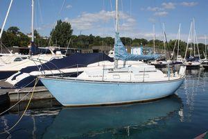 Used C&c 27 Cruiser Sailboat For Sale
