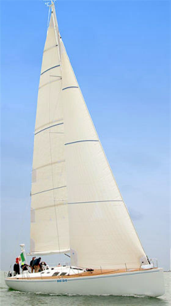 Used Vallicelli Blusail Racer and Cruiser Sailboat For Sale
