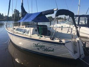 Used O'day 272 Cruiser Sailboat For Sale