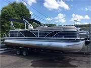 Used Aqua Patio 25 WB Bar Boat Pontoon Boat For Sale