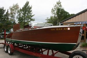 Used Chris-Craft 26 Triple Cockpit Antique and Classic Boat For Sale