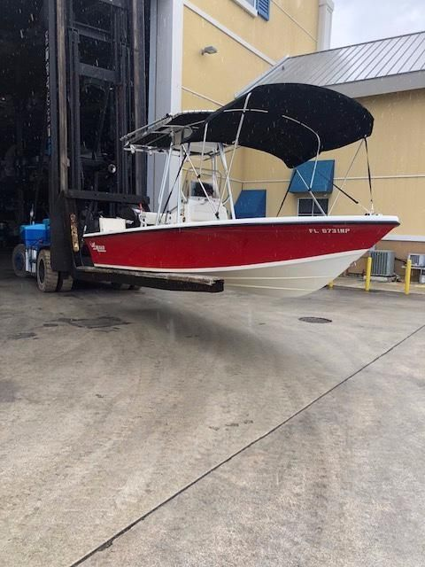Used Mako 2201 Inshore Center Console Fishing Boat For Sale