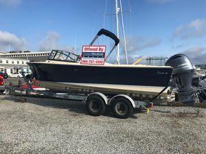 New Rossiter 23 Classic Day Boat Cuddy Cabin Boat For Sale