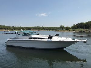 Used Sea Ray 42 Sundancer Express Cruiser Boat For Sale