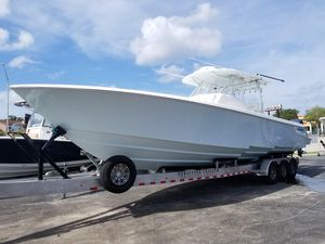 New Contender 39 Fish Around Center Console Fishing Boat For Sale