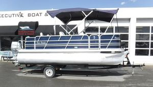 Used Palm Beach Fishmaster 180 Pontoon Boat For Sale
