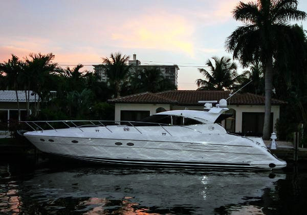 Used Neptunus Hardtop Express Cruiser Boat For Sale