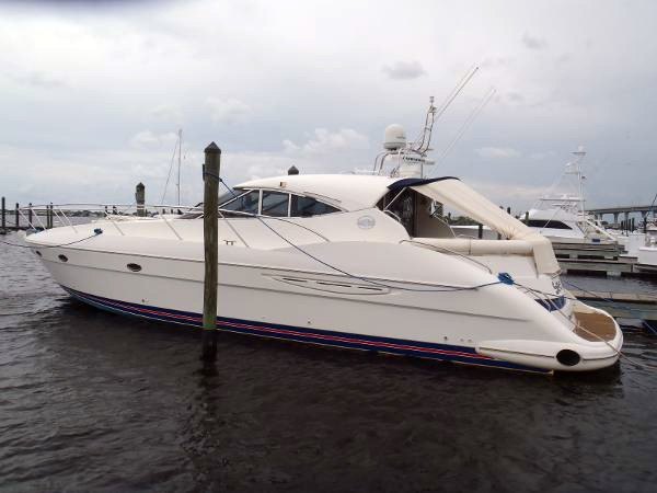 Used Neptunus Ht Express W/800 Cats Motor Yacht For Sale