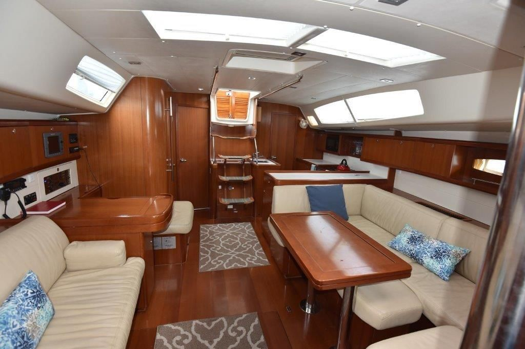 2007 Used Beneteau 49 Cruiser Sailboat For Sale - $225,000