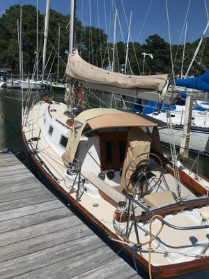 Used Soverel Yachts 38 Cruiser Sailboat For Sale