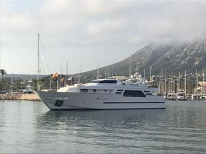 Used Superyacht Greenbay Marine Motor Yacht For Sale
