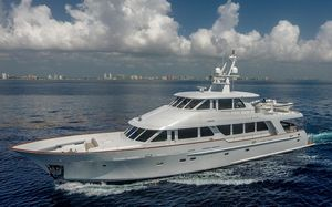 Used Custom Rayburn 98 Motor Yacht Motor Yacht For Sale