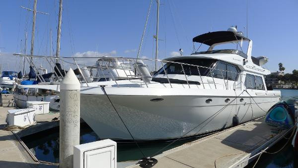 Used Navigator 5300 Classic Cruiser Boat For Sale