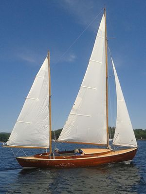 Used Herreshoff Rozinante Antique and Classic Boat For Sale