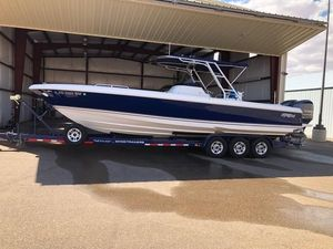 Used Intrepid 323 Center Console Fishing Boat For Sale