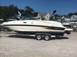 Used Chaparral Sunesta 243Sunesta 243 Deck Boat For Sale