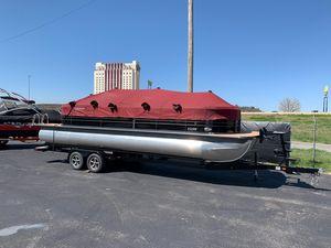 New Coach Pontoons 250 RF250 RF Pontoon Boat For Sale
