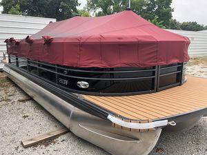 New Coach Pontoons 250rf Pontoon Boat For Sale