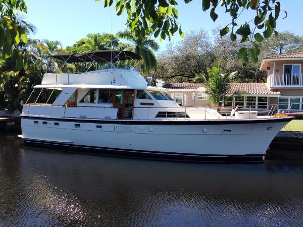 Used Hatteras Aft Cabin Boat For Sale