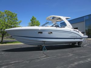 New Chaparral 347 SSX Cuddy Cabin Boat For Sale