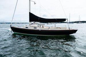 Used Alerion 33 Sport Daysailer Sailboat For Sale