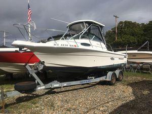 Used Wellcraft 22 Walk Around Cuddy Cabin Boat For Sale