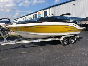 Used Chaparral 216SSI216SSI Bowrider Boat For Sale