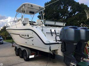 Used Century 3200 Walkaround Fishing Boat For Sale