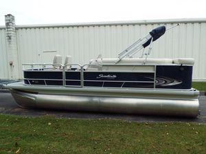 New Sweetwater Sunrise 180FSunrise 180F Pontoon Boat For Sale