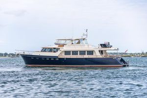 Used Marlow 78 Explorer Motor Yacht For Sale