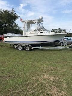 Used Shamrock Warrior Cuddy Cabin Boat For Sale