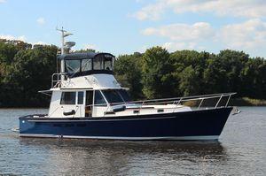 Used Legacy Yachts 40 Sedan Pilothouse Boat For Sale