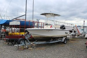 Used Mako 184 CC Saltwater Fishing Boat For Sale