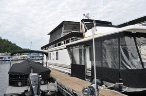 Used Sharpe 16 X 74 Houseboat Mega Yacht For Sale