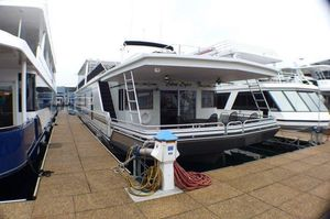 Used Fantasy 20 X 100 Houseboat House Boat For Sale
