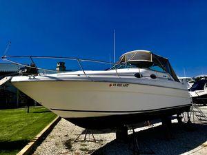 Used Sea Ray 270 DA Cruiser Boat For Sale