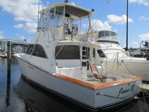 Used Ocean 46 Super Sport Convertible Fishing Boat For Sale