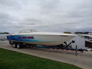 Used Wellcraft Scarab 31Scarab 31 High Performance Boat For Sale