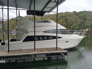 Used Carver 360 Sport Sedan Sports Cruiser Boat For Sale