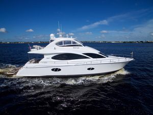 Used Lazzara 68 Fly Bridge Motor Yacht For Sale