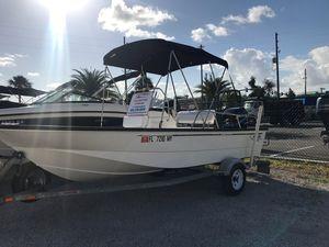 Used Boston Whaler 17 Montauk Sports Fishing Boat For Sale