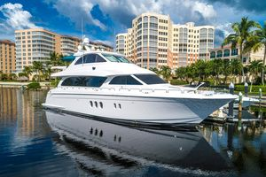 Used Hatteras 72 Motor Yacht Mega Yacht For Sale