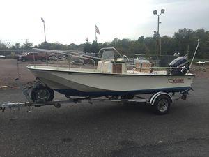 Used Boston Whaler 17 Montauk17 Montauk Freshwater Fishing Boat For Sale